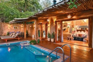 Tongabezi safari lodge