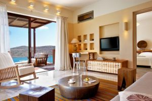 room at Domes of Elounda