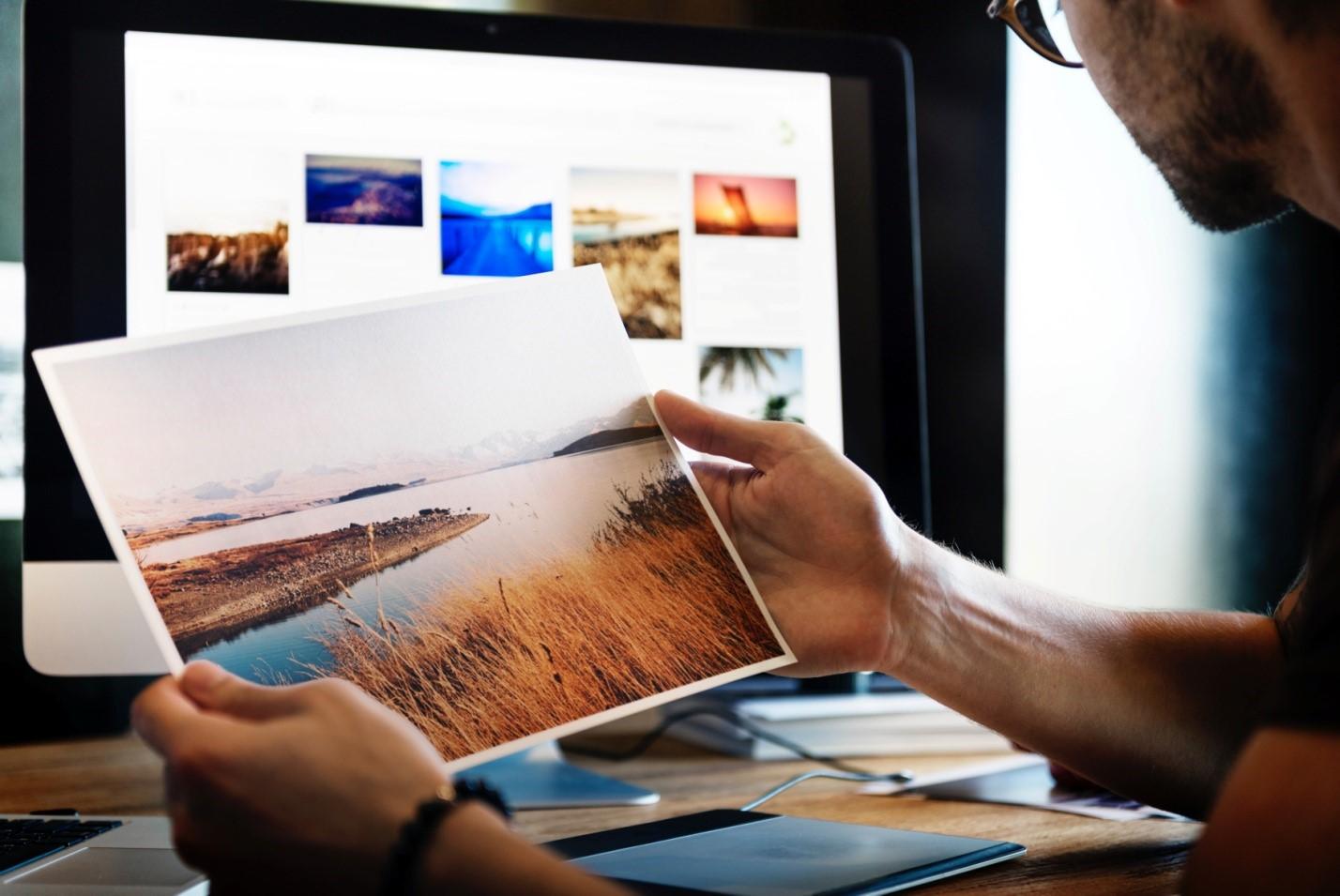 Photo slideshow on mac